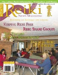 Reiki Magazine Spring 2005