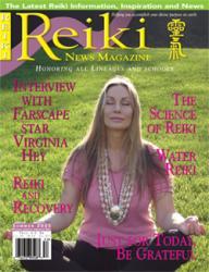 Reiki Magazine Summer 2005