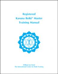 Registered Karuna Reiki Master Manual