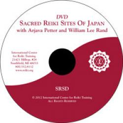 Sacred Reiki Sites of Japan DVD