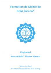 Registered Karuna Reiki® Master - French Translation